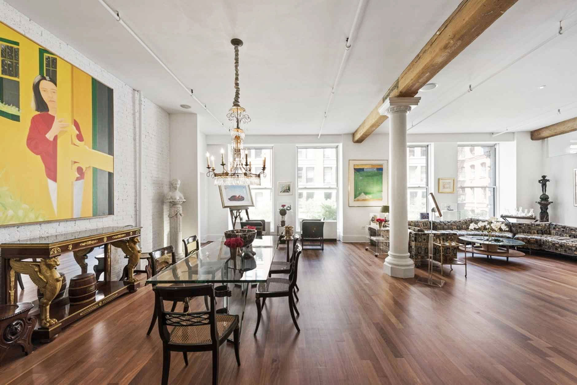 You'll Never Guess Who Used To Live In This NYC Loft…