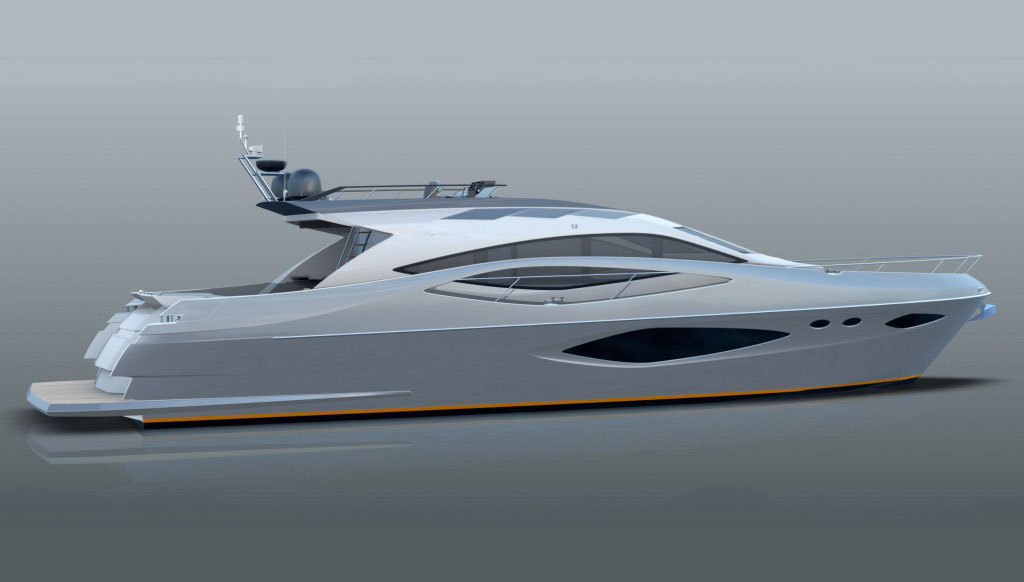 The New Numarine Yacht is Silent and Swift…