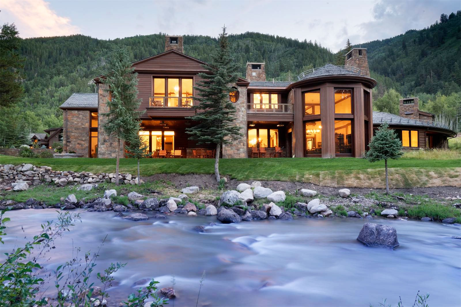 This Colorado Mansion Has One Hell Of a View…