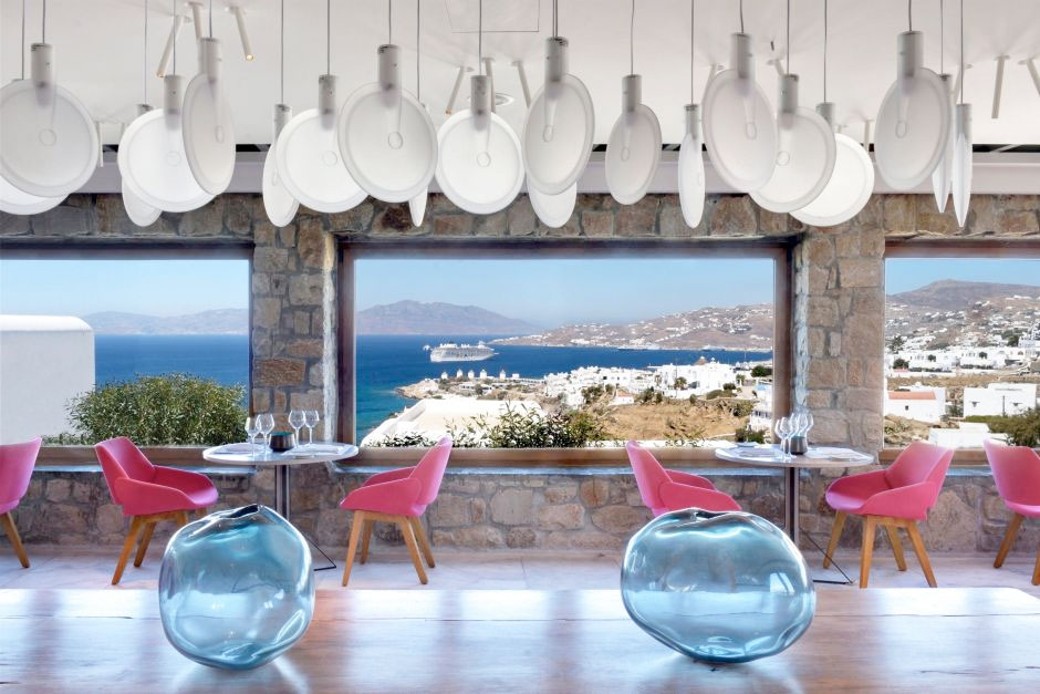 Vacation in Luxury On Mykonos Island
