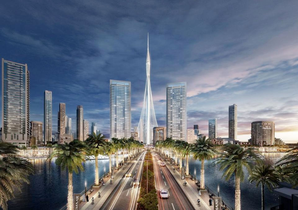 The World's Tallest Skyscraper Will Cost $1 Billion to Build