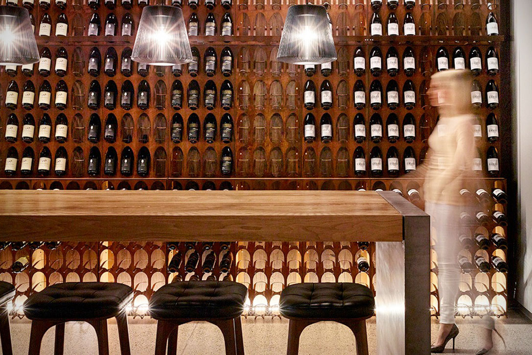 This Library Is Perfect For Vino Aficionados