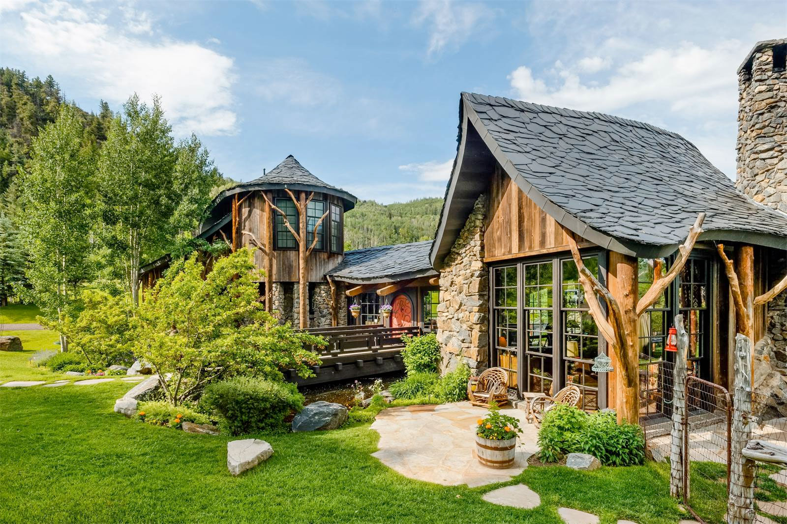 You Could Own This Monstrous Colorado Ranch