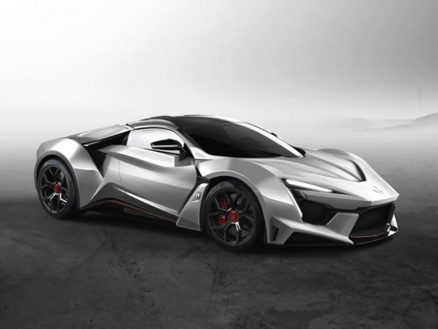 The Lykan Hypersport Has a Badass New Sibling: The Fenyr SuperSport