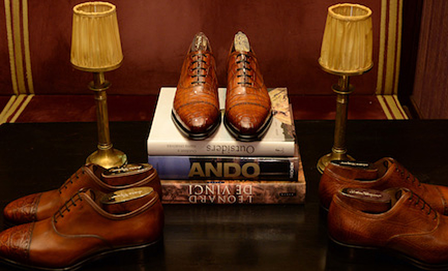 Who Doesn't Love Bespoke Shoes?
