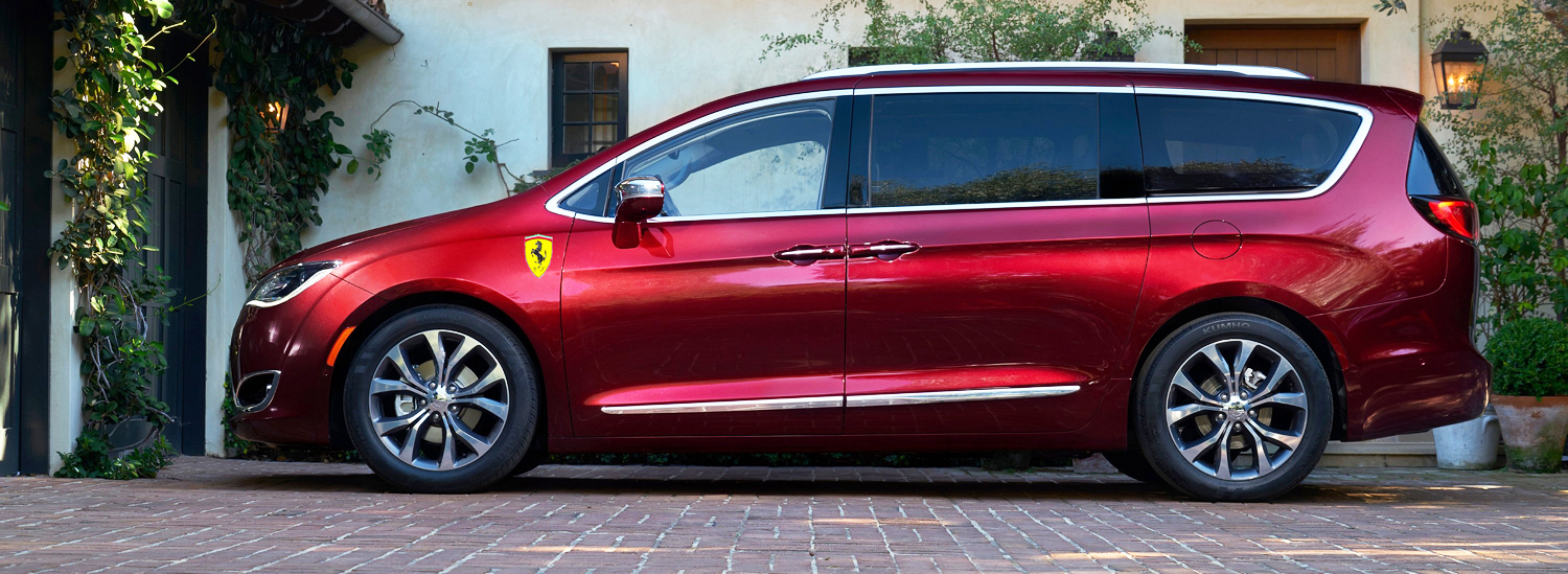April Fools Ferrari S First Ever Minivan Looks Unbelievably Awesome