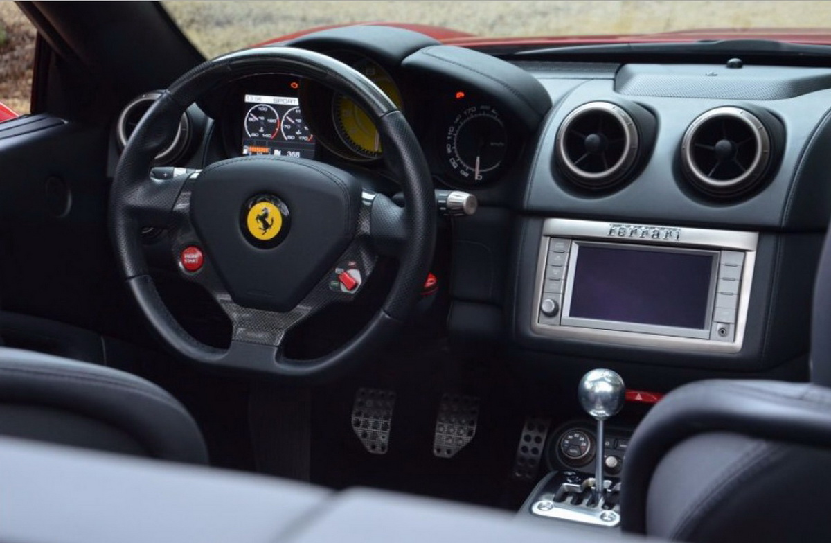 Ferrari Says Hell No to Manual Transmissions