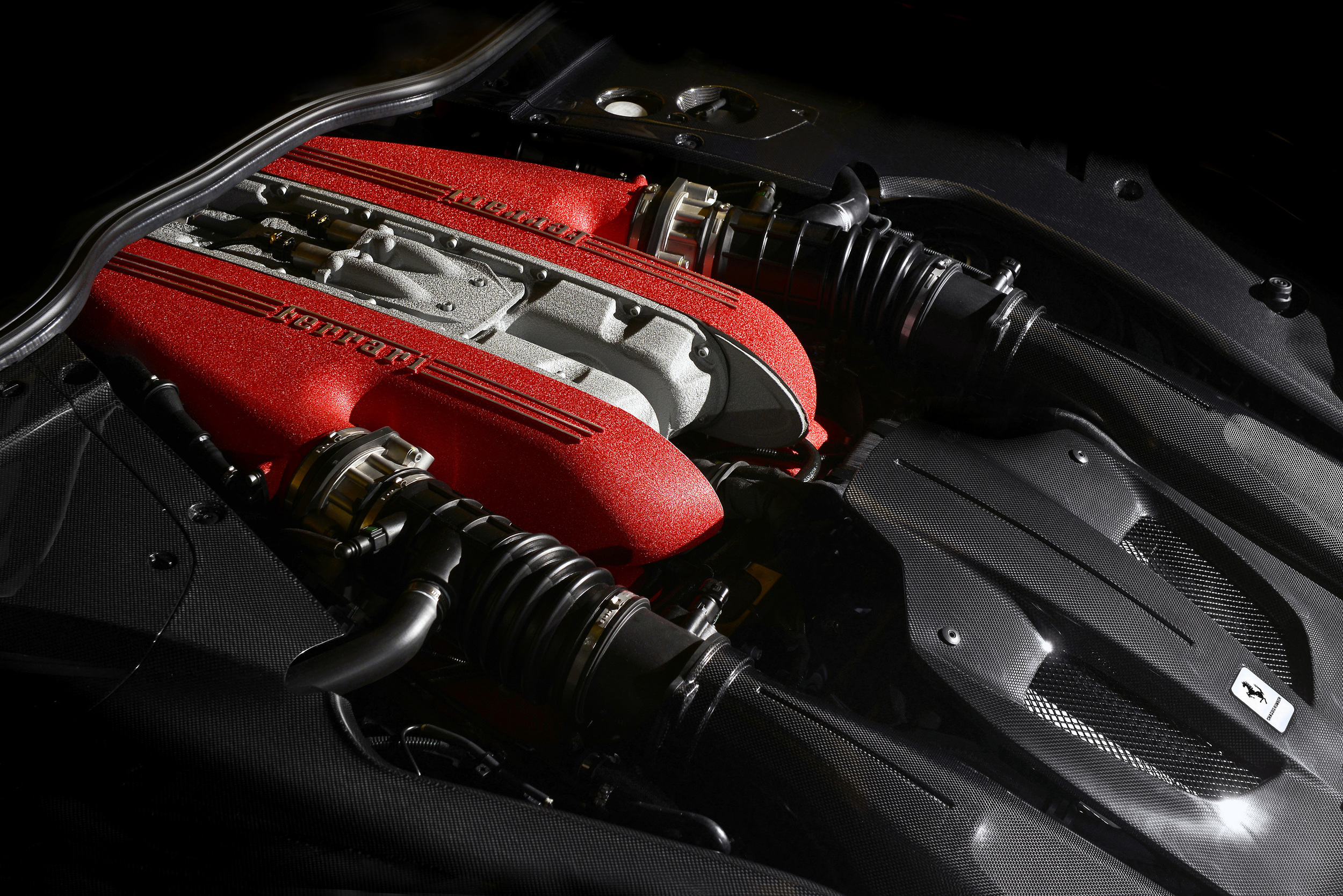 Ferrari Says F Your Efficiency, F12 Replacement to Keep V12 Screamer
