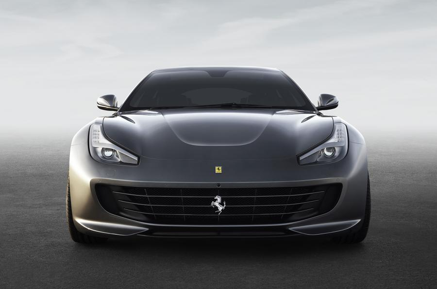 Is This What a Ferrari GTC4Lusso Convertible Will Look Like?