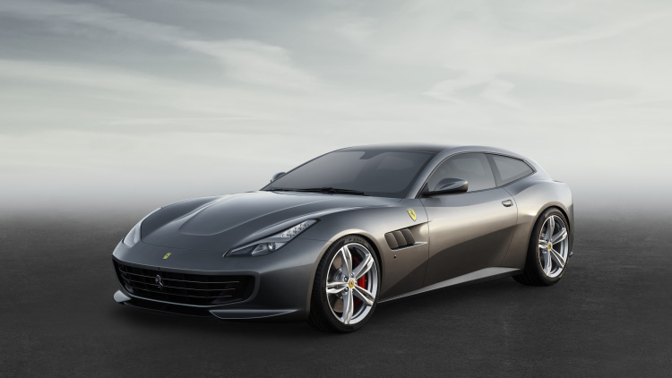 The Ferrari FF Has Been Rebooted—See the New Ferrari GTC4 Lusso