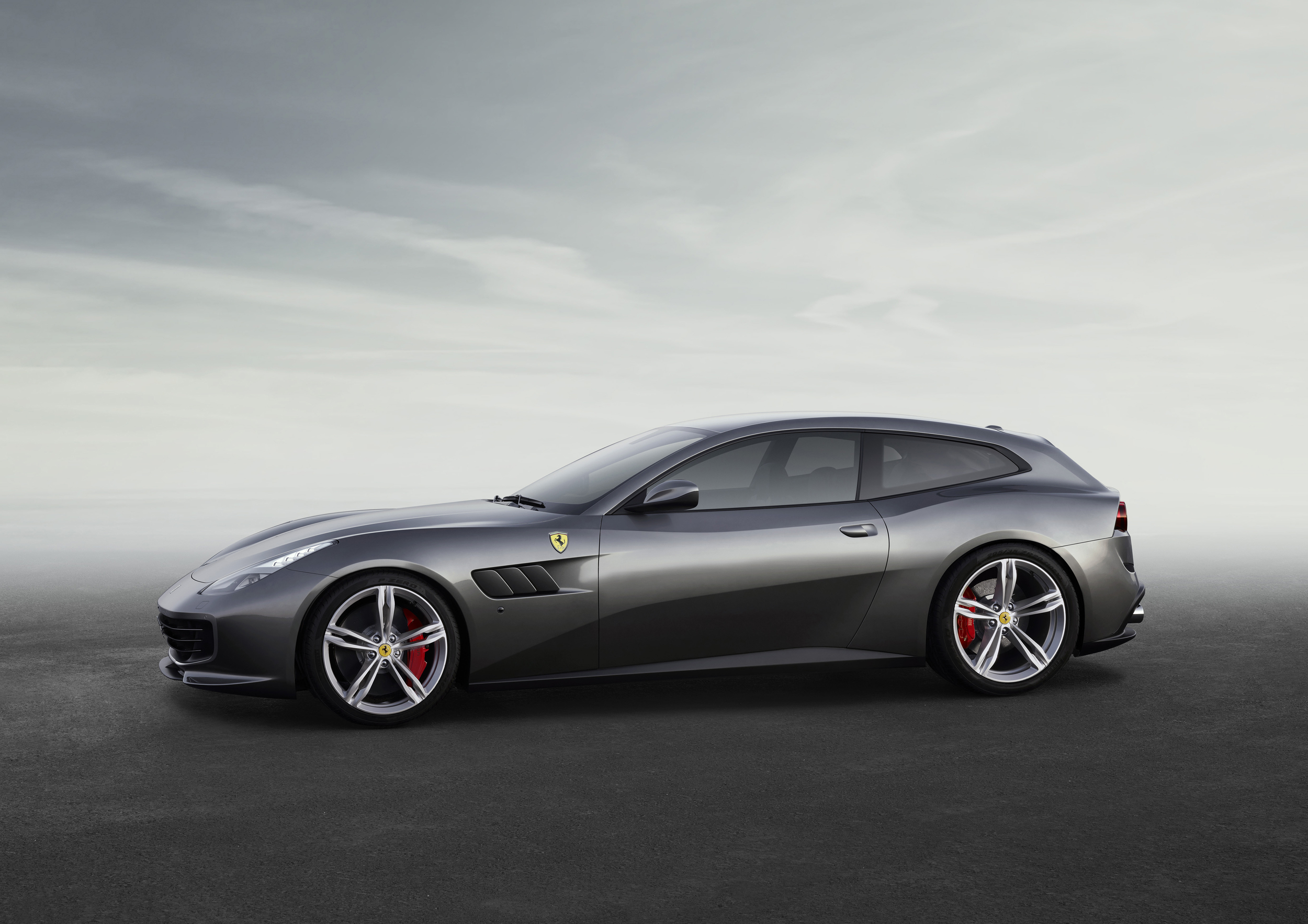 Ferrari May be Building the SUV They Said They Wouldn't
