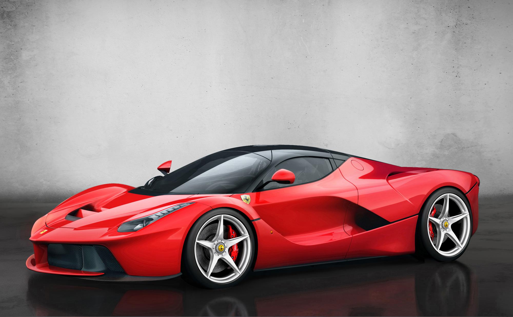 Ferrari LaFerrari Spider Confirmed by New CEO