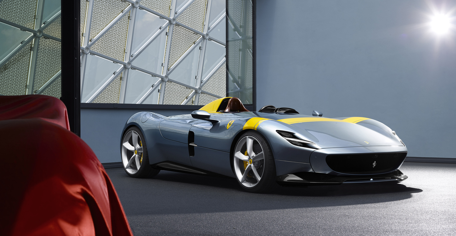The Wild Ferrari SP1 and SP2 Have 800 HP and No Windshield