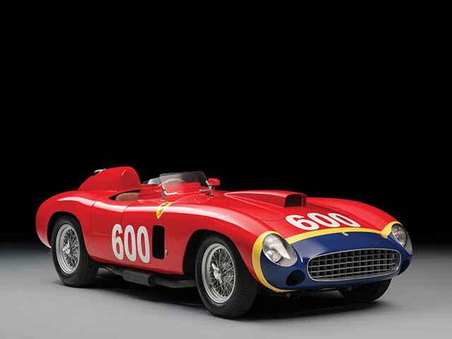 See The Extremely Rare 1956 Ferrari 290 MM That Just Sold For $28 Million