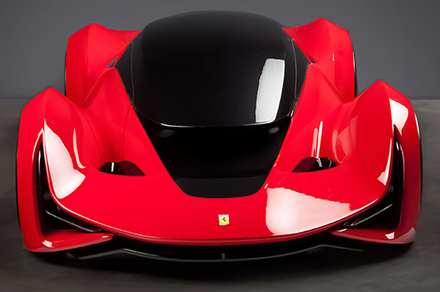 Are These 12 Incredible Concepts The Future of Ferrari?