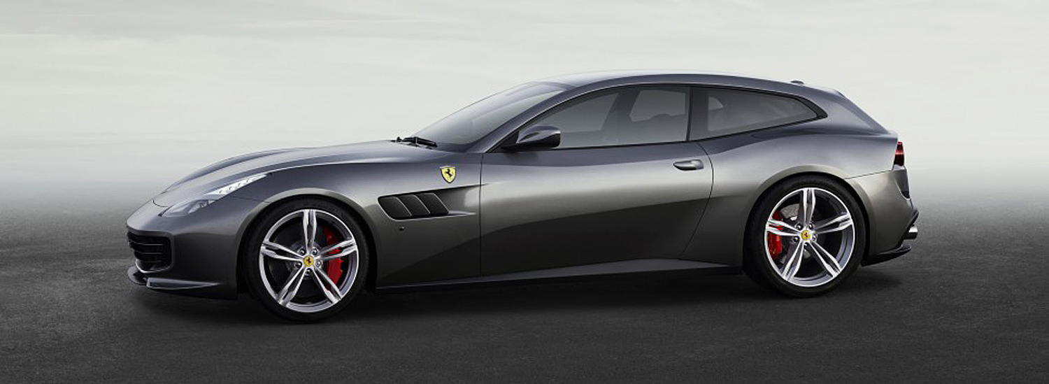 Five Things You Probably Didn't Know About the Ferrari GTC4Lusso