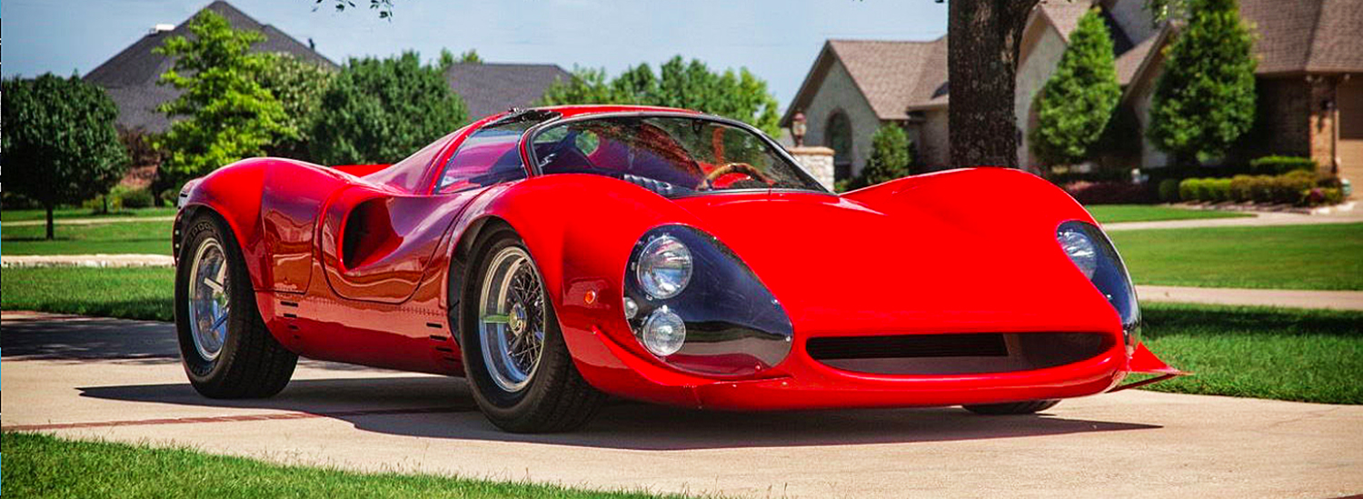 This One-Of-A-Kind 1967 Ferrari Thomassima is Selling For $9 Million on eBay