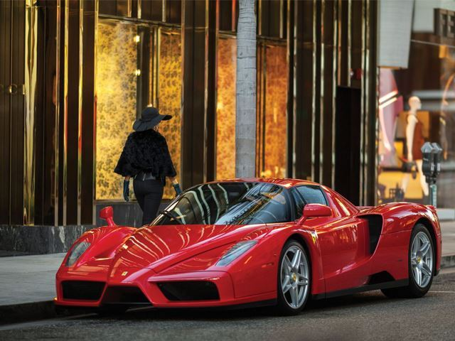 Floyd Mayweather Just Made This Much Auctioning Off One Of His Ferrari Enzos
