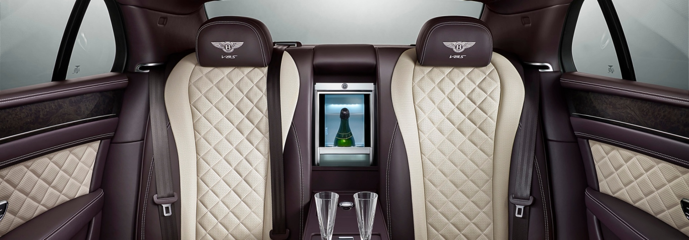 Bentley Makes Boozing On the Road Easier
