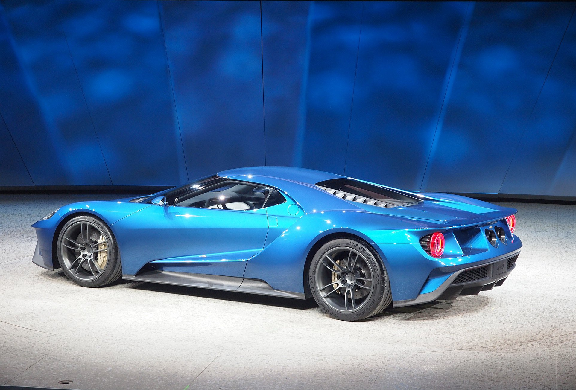 You Have to Apply to Own This Badass Ford Supercar