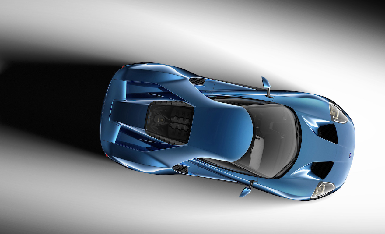 The Ford GT is More Dependent on Computers Than a Fighter Jet