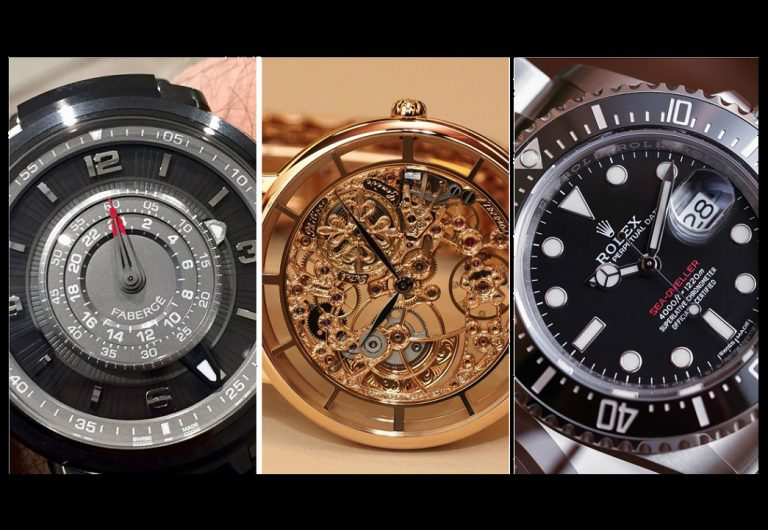Top 10 Watches Over $10,000 from Baselworld 2017