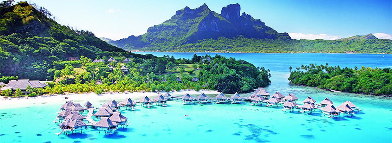 Want to Own a Gorgeous 5-Star Lagoon Resort near Bora Bora, French Polynesia?