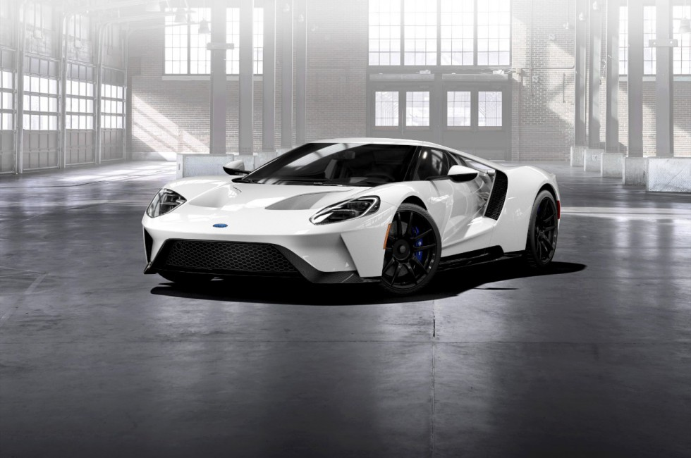 You Won't Guess Which Massive EDM DJ is Adding a Ford GT to His Supercar Collection