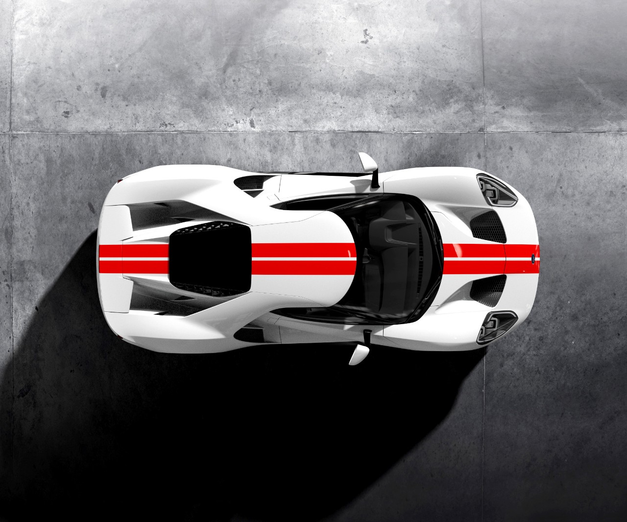 Numbers Game The Ford Gt Will Once Again Shame Your Ferrari