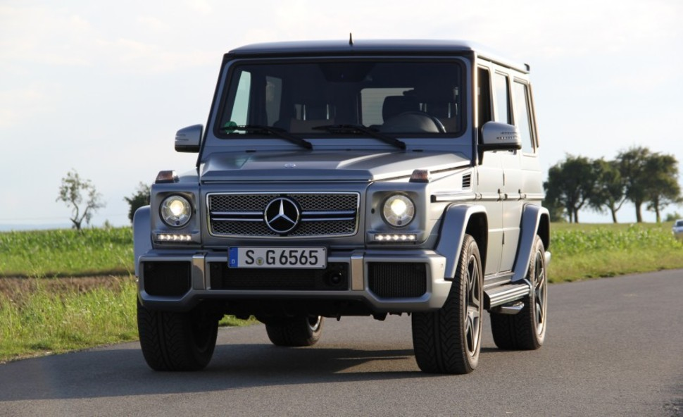 Mercedes makes the most expensive suv money can buy for Expensive mercedes benz suv