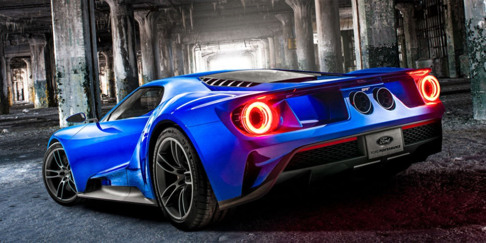 New Ford GT's Windshield Will Feature This Revolutionary High Tech Glass