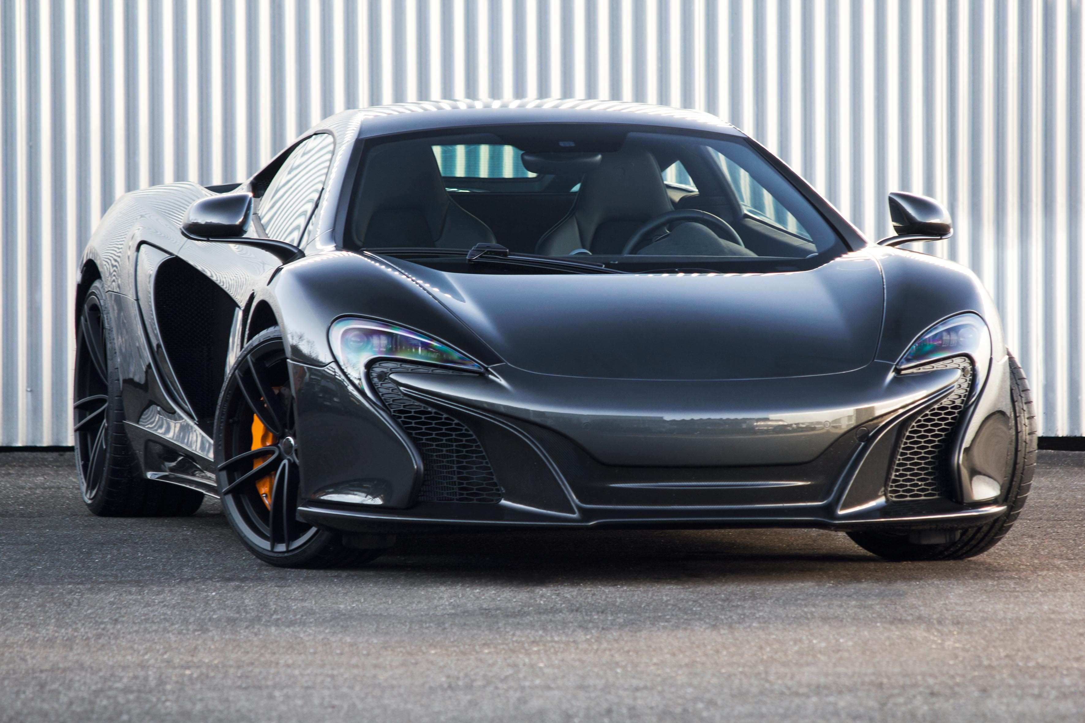 A Made in Germany McLaren 650S? Meet the The Lighter, Faster Gemballa GT