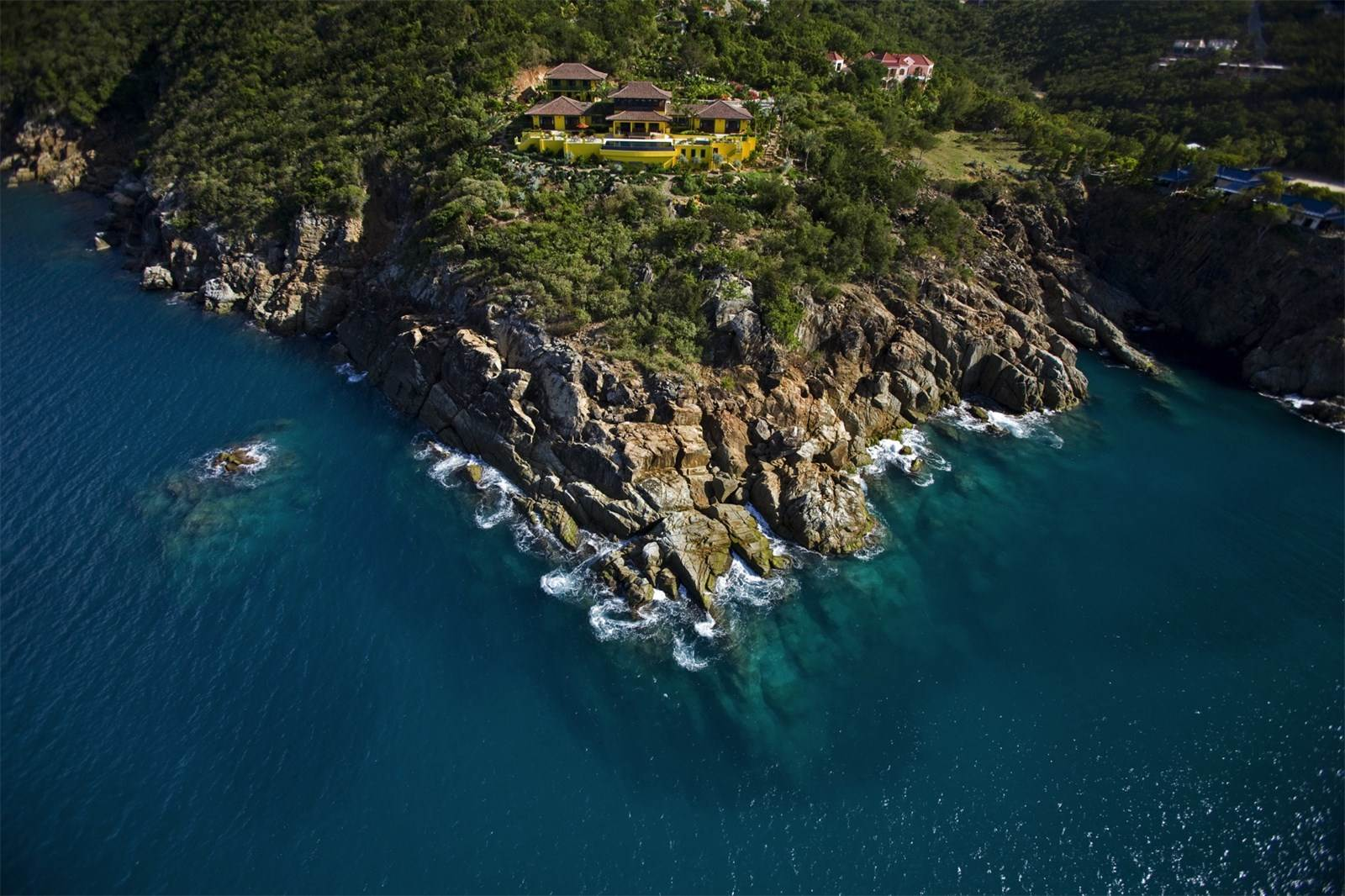 Own a Slice of Paradise with This Stunning $6 Million Island Caribbean Estate