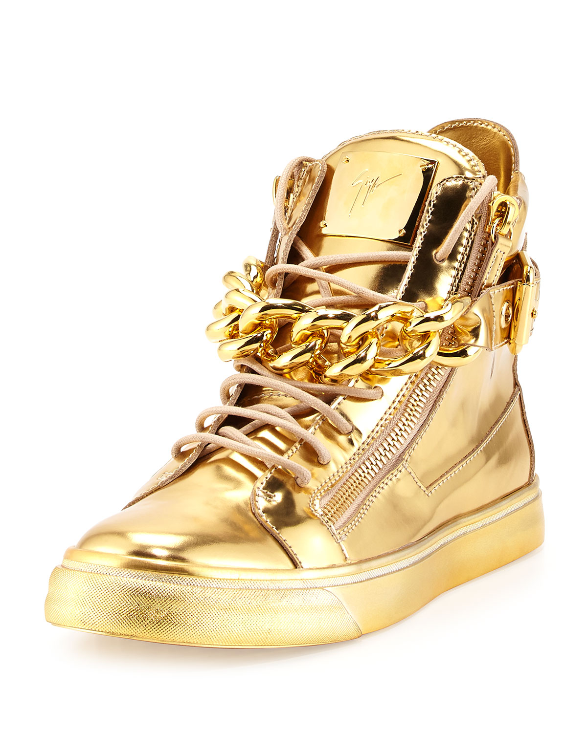 For the Price These Shoes Better be Made of Solid Gold!