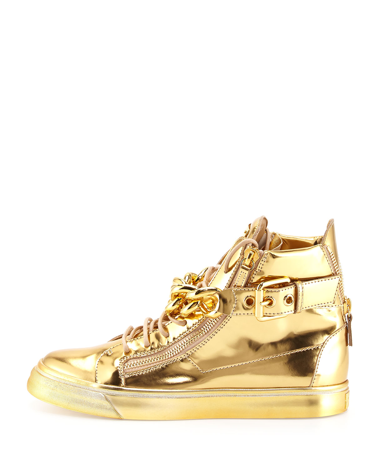 For the Price These Shoes Better be Made of Solid Gold ...