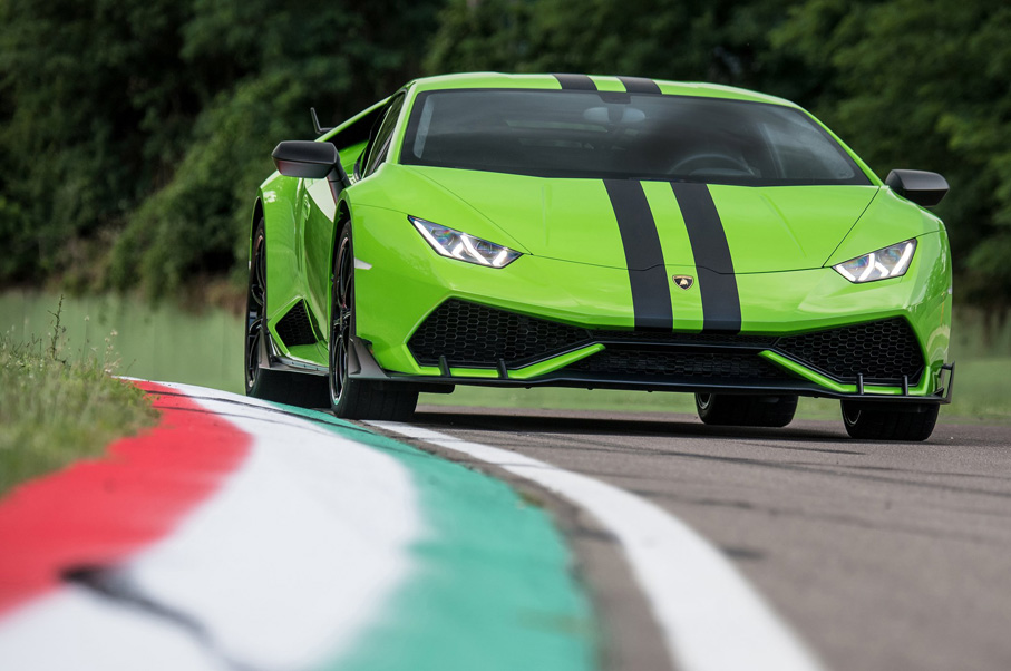 Now You Can Get Your Lamborghini Huracan Kitted in 3 New Factory-Approved Ways