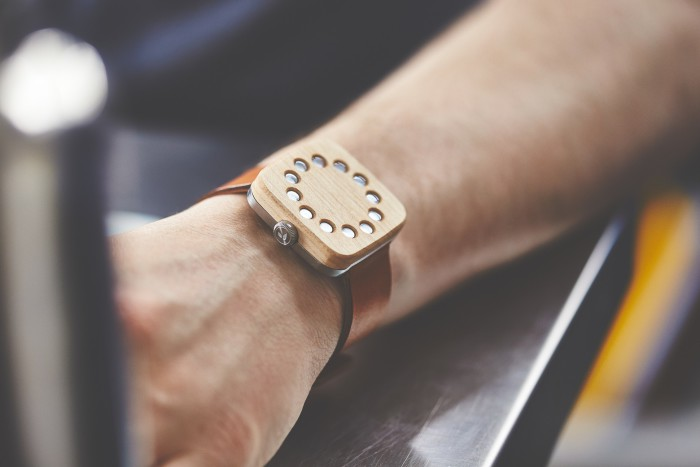 Grovemade's New Wooden Watch Collection is Eco-Chic