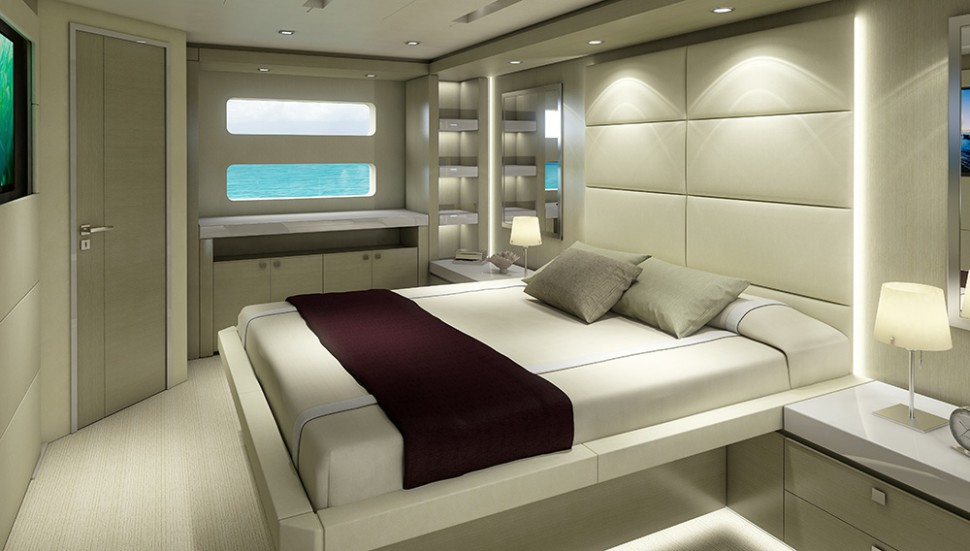 This Luxury Motor Yacht\'s Interior is a Masterpiece of Modern Design ...