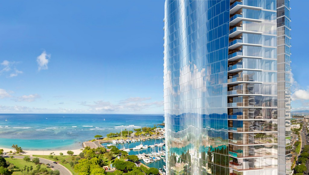 See Inside the Most Expensive Penthouse Ever Offered in Hawaii
