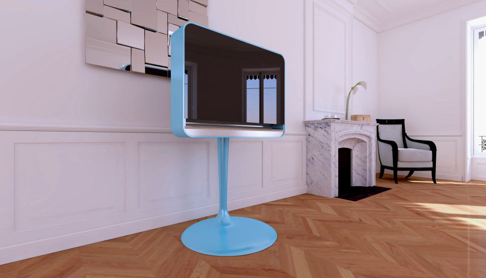 The Hipolite TV Adds Retro Style to Any Room