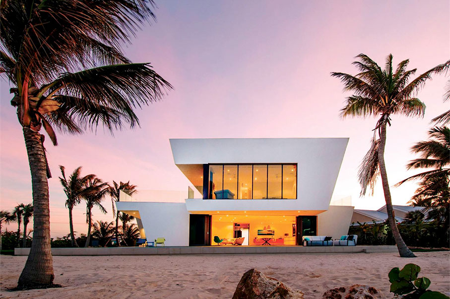 This $6.5 Million Island Beach House Will Leave You Breathless ...
