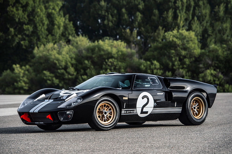 The Shelby GT40 is Back For Its 50th Anniversary—With a Catch for US Drivers
