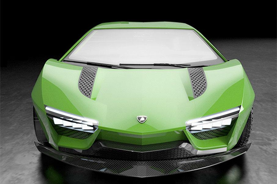 Check Out This Lamborghini Aventator Redesigned in Vision Gran ... on mini cooper gt vision, aston martin gt vision, toyota gt vision, mazda gt vision, jeep gt vision, mercedes gt vision, mitsubishi gt vision, renault alpine gt vision, volkswagen gt vision, dodge gt vision, nissan gt vision, bmw gt vision,