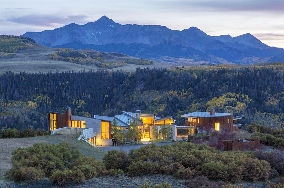 "If You Think The View From ""Sunset Ridge"" Insane—Wait Until You See Inside!"