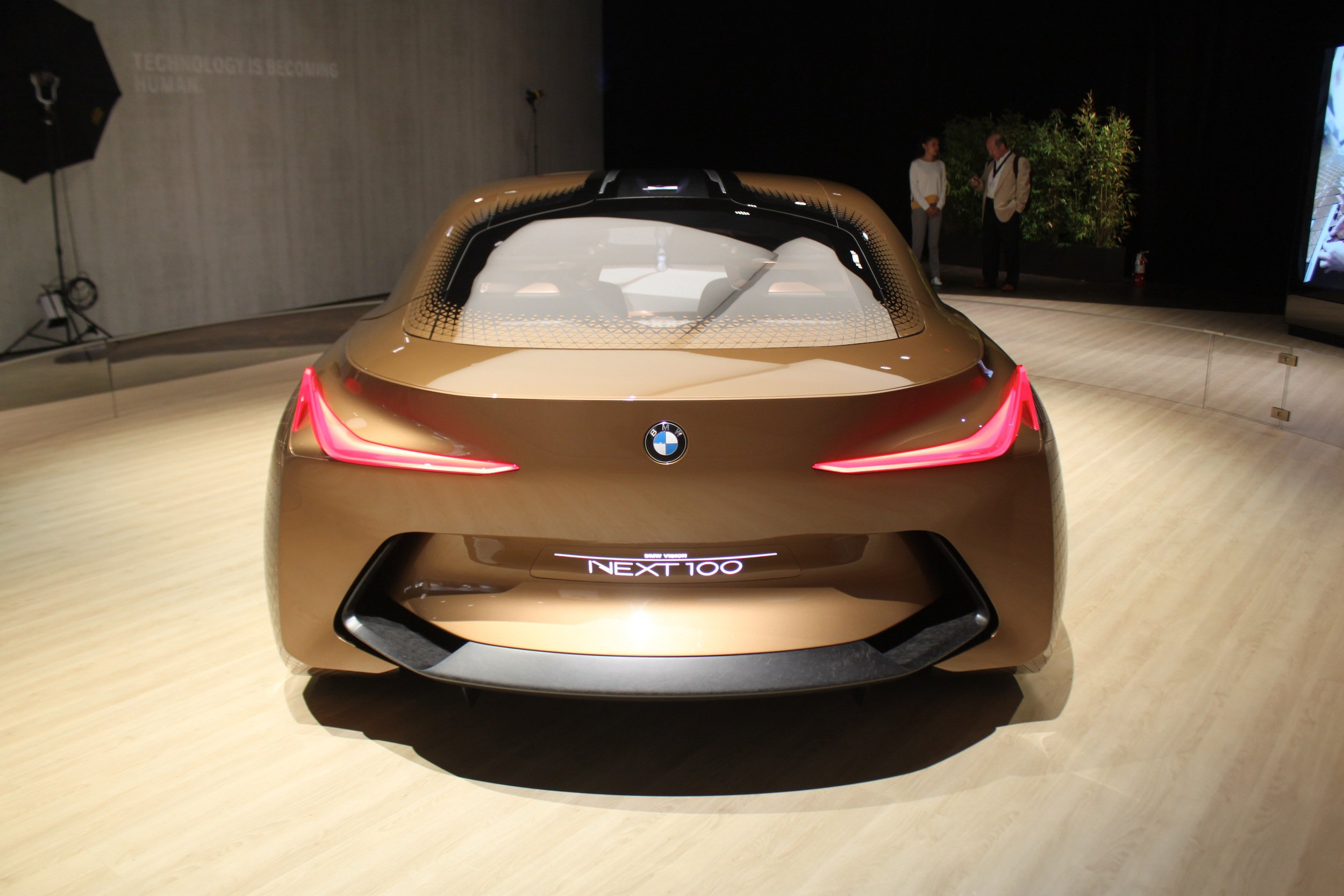 Gallery: See All Four BMW Vision Next 100 Concepts Up Close
