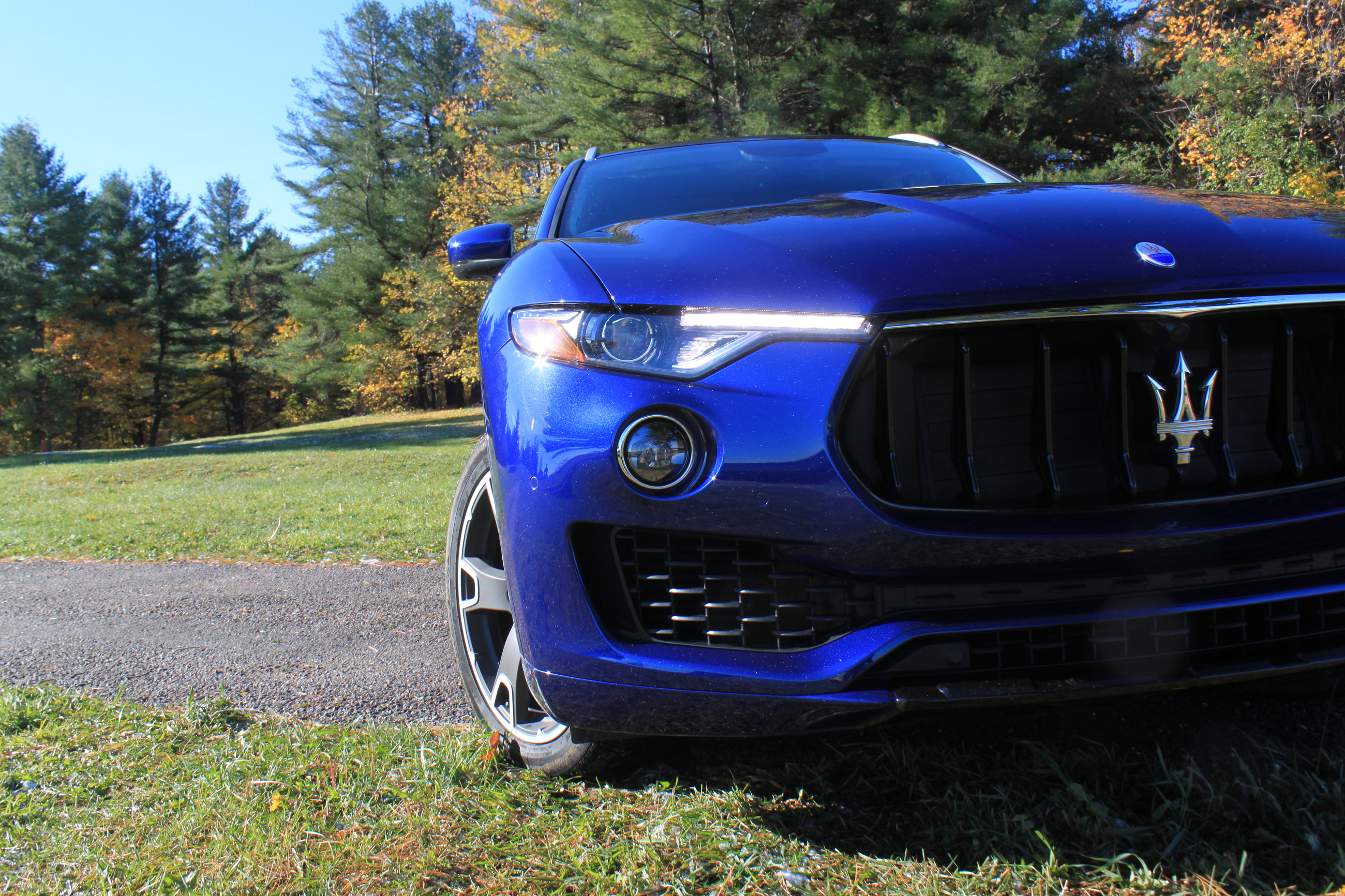 5 Things We Learned Driving the 2017 Maserati Levante S