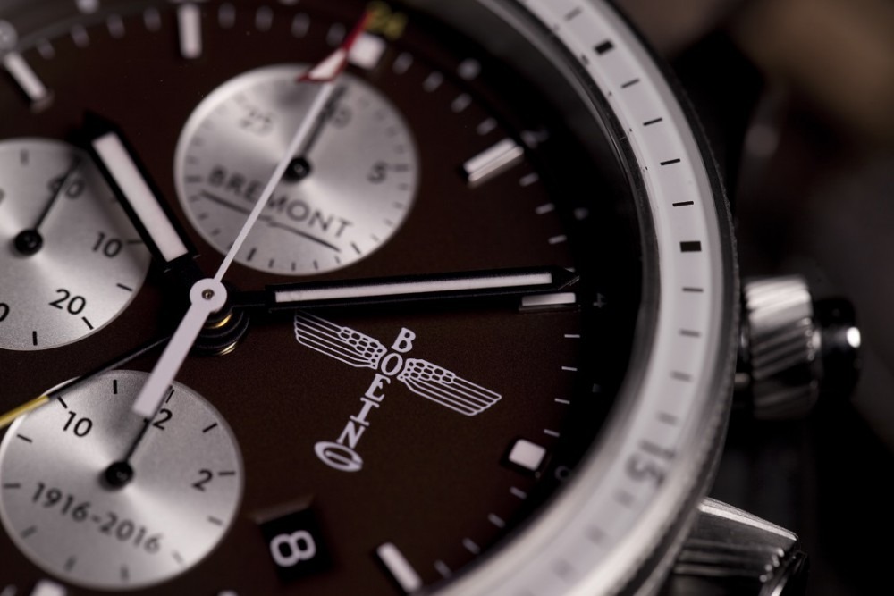 The Bremont Boeing 100 Limited Edition is Aircraft-Grade Titanium Perfection