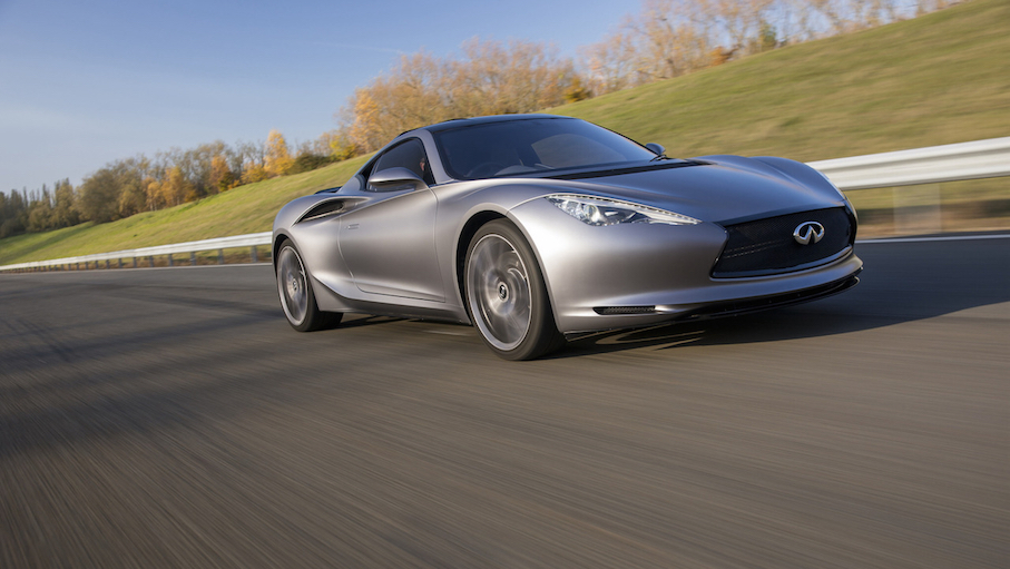 Performance Focused Infiniti EV To Arrive By 2020