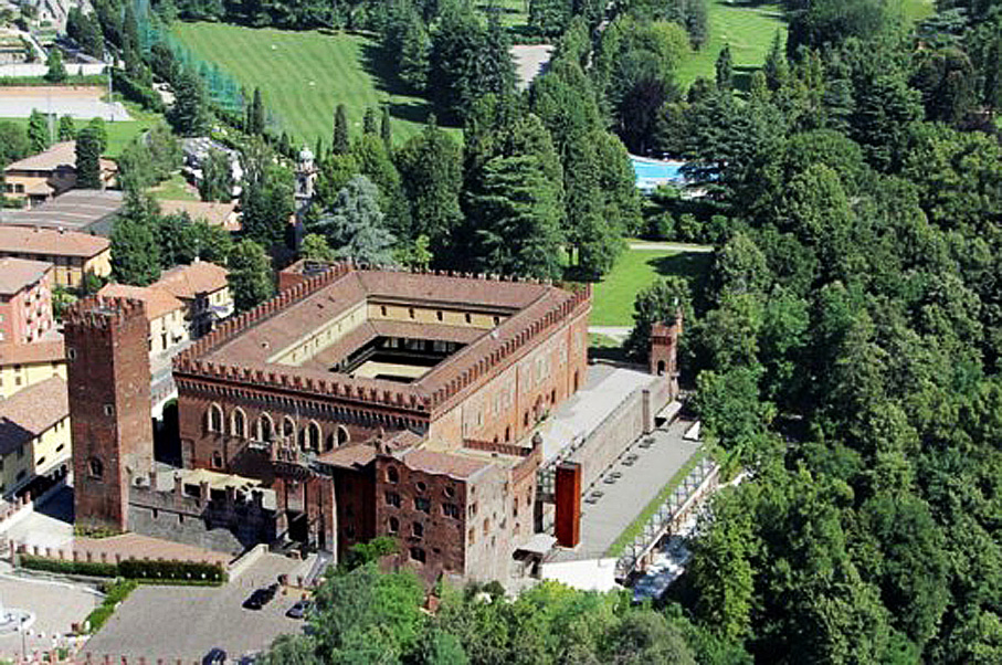 You Can Be the King of Your Own Crazy Castle in Italy for $16.5-Million