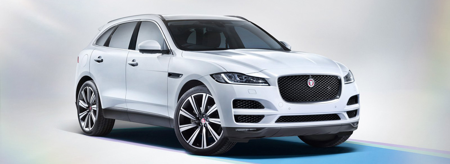 There's a High-Performance Jaguar F-Pace Coming with Over 500 HP
